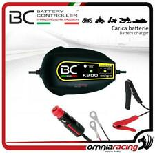 BC Battery caricabatterie K900 EVO+ Piombo/acido e litio + can-bus 12V