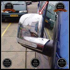 vw CADDY chrome Mirror cover RHD drive 2pcs 2004-2015