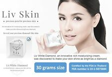 Liv White Diamond skin care cream serum Best face whitening anti aging products