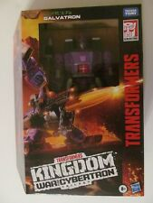 Transformers: Kingdom - War for Cybertron - Leader Class - Galvatron - Sealed