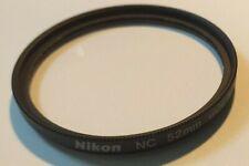 Anillo adaptador de filtro 52mm-62mm convierte Hilo de lente de 52mm a 62mm de 52-62 Elevador UK