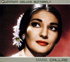 Maria Callas - Platinum Deluxe Butterfly - CD NEU Casta diva - Norma