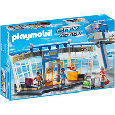 PLAYMOBIL Airport with Control Tower - City 5338