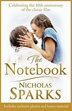 The Notebook, Sparks, Nicholas, Very Good condition, Book