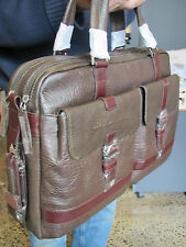 Piquadro Green Wink Small sized briefcase, 2 gussets, two front f.. CA1906W37/VE