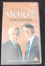 INSPECTOR MORSE - TWILIGHT OF THE GODS VHS
