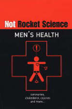 Men's Health (Not Rocket Science), Christopher Lewis, New Book