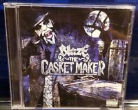 Blaze Ya Dead Homie - The Casket Maker CD twiztid insane clown posse rare tour