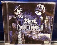 Blaze Ya Dead Homie - The Casket Maker CD twiztid insane clown posse rare tour
