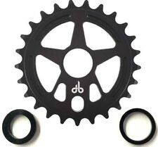 Diamondback 25T BMX Bike Bicycle Chainring Sprocket Cog Black 19mm 22mm