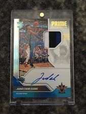 2017-18 Jonathan Isaac Vanguard RPA Rookie Patch Auto RC 76/99 Prime #145