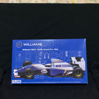 Fujimi 1/20 Williams F16 Pacific Grand Prix 1994 Ayrton Senna Plastic model kit