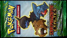 POKEMON BOOSTER ECHANTILLON COLLECTOR - FRANCAIS - DRAGONS EXALTES