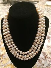 Necklace.  Fresh water pearls, great condition.  New no tags.