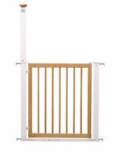 B-Ware BUZZER ® - Tür- und Treppenschutzgitter 89 - 96 cm natur