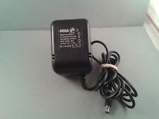 SEGA MASTER SYSTEM II TRANSFORMADOR ORIGINAL POWER SUPPLY MODELO 3008-18 10V