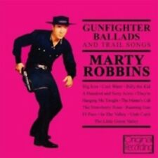 Marty Robbins Gunfighter Ballads and Trail Songs New CD