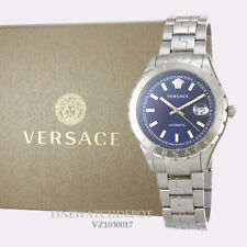 Authentic Men's Versace Hellenyium Automatic Stainless Steel Watch VZI030017