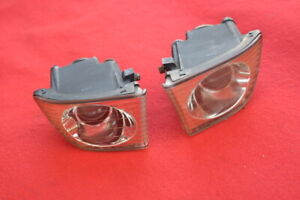 JDM 98-01 Toyota Lexus Altezza IS200 IS300 SXE10 Front Fog Lights OEM