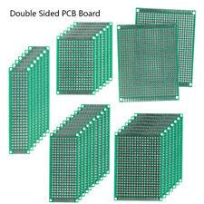 32 Piezas prototipos PCB tarjeta de circuito impreso prototipo placa Stripboards