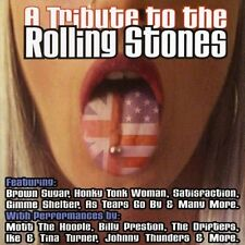 Rolling stones a tribute to the (by Howlin 'wolf, Bo Diddley, miracles, Billy pr
