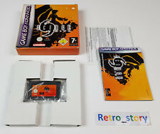 Nintendo Game Boy Advance GBA Scurge Hive PAL