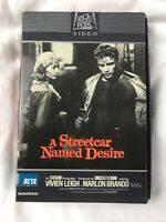 Beta Tape A Streetcar Named desire Betamax Video Cassette Tape movie B&W