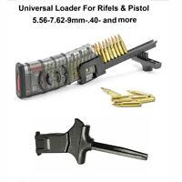 Tactical Systems Speedloader Magazine Loader Polymer Black for 9mm 40S&W LK