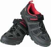 Diamondback Mens Trace Clipless Compatible Cycling Shoe, 38 EU/6 US - Black