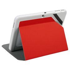 "Cover Targus EverVu Custodia Protettiva Tablet da 10.1"" Rosso Samsung Tab 4"