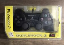Sony PlayStation 2 Dualshock 2 Controller OEM Factory Sealed PS2