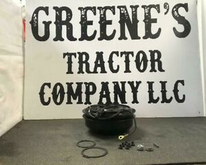 "RE10975, Clutch - Nippondenso (1 groove, 5.75"" pulley) FITS JOHN DEERE EQUIPMENT"
