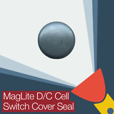 MagLite D/C Cell Replacement Rubber Switch Button Cover Seal