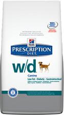 Hill's Prescription Diet W/D 12 kg per Cane