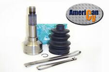 2011-12 SUZUKI KINGQUAD 500 4X4 HEAVY DUTY FRONT OUTER ATV CV JOINT & BOOT KIT