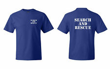 Search and Rescue  Recovery Team T-shirts S-5XL