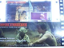 "Star Wars 70mm Film Cell ""Empire Strikes Back"""