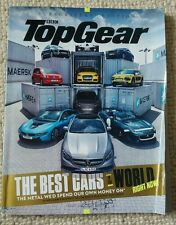 Top Gear Magazine September 2014 issue 260 Subscribers edition Best Cars World