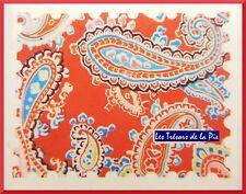 ADESIVI UNGHIE ACQUA DECALCOMANIA - Nail art - Motivo cashmere - Multicolore