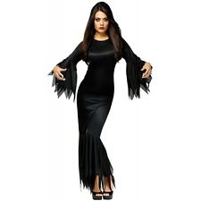 Madam Morticia Costume Halloween Fancy Dress