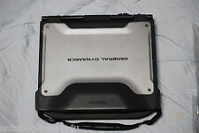 General Dynamics Rugged Toughbook GD6000 Core2 WiFi 2.53ghz 4gb 640gb Win 7 Pro
