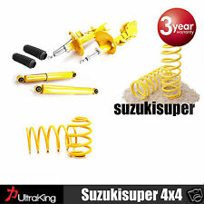 "2""  Suspension Lift Kit Nissan Pathfinder R50 Coil Springs 35m HD Shocks 99-01"