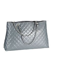 New Avon Kylee Silver Bag  -great gift  Large Free P&P look