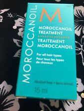 MoroccanOil Original Hair Treatment Authentic Moroccan Argan Oil 15ml Bnew Boxed