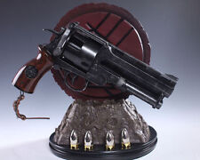 HELL BOY 1:1 Zinc alloy Revolver -Magnum -Collection props-NEW