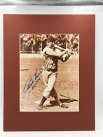 """Ralph Kiner Signed """" HOF 1975"""" 8x10 Photo Picture"""