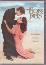 3 DVD SET THE THORNBIRDS Richard Chamberlain & BOOK HC DJ BCE Colleen McCullough
