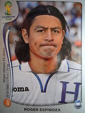 Panini 404 Roger Espinoza Honduras FIFA WM 2014 Brasilien