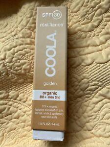 COOLA Organic Rosilliance BB+ Cream Tinted Moisturizer Sunscreen & Skin Care ...