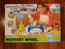 Discovery Kids MOTORIZED POTTERY WHEEL - New!